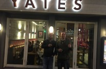 The Yates brothers conquest of Brighton.