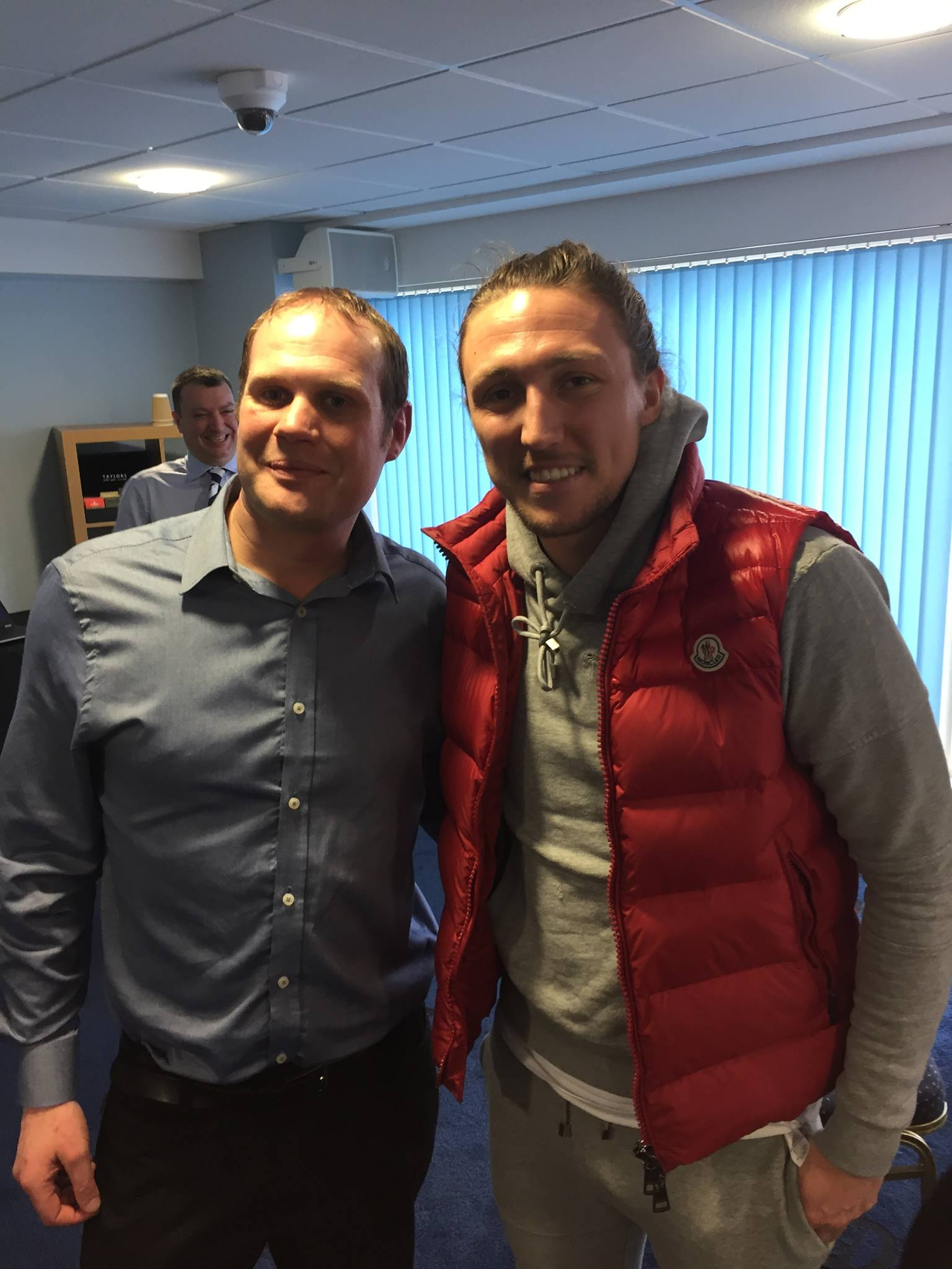 andy and ayling