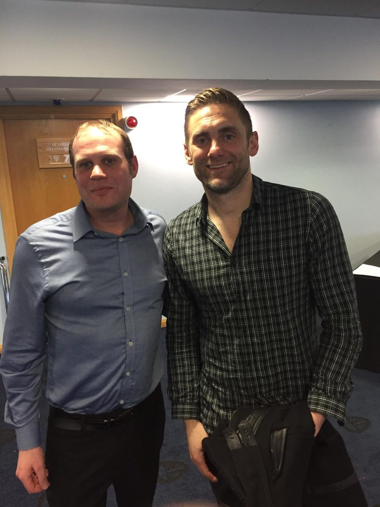 andy and rob green