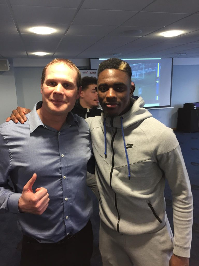 andy and sacko