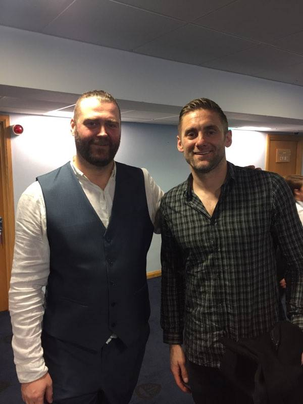 steve and rob green